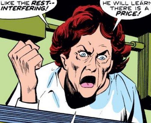 Doctor Kurarkill (Earth-616)
