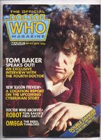 Doctor Who Magazine Vol 1 92