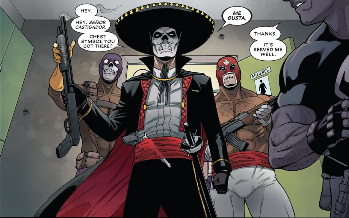 Don of the Dead's Cartel (Earth-616) from Deadpool vs. The Punisher Vol 1 2.png