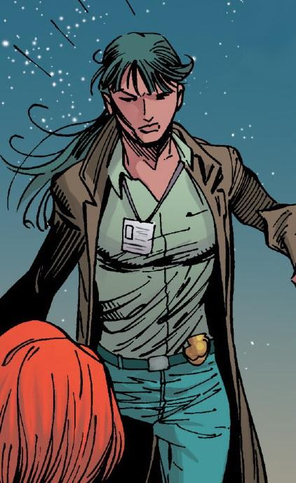 Elizabeth Kim (Earth-616)