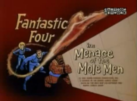 Fantastic Four (1967 animated series) Season 1 2