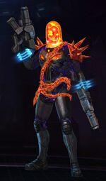 Frank Castle (Cosmic Ghost Rider) (Earth-TRN012)