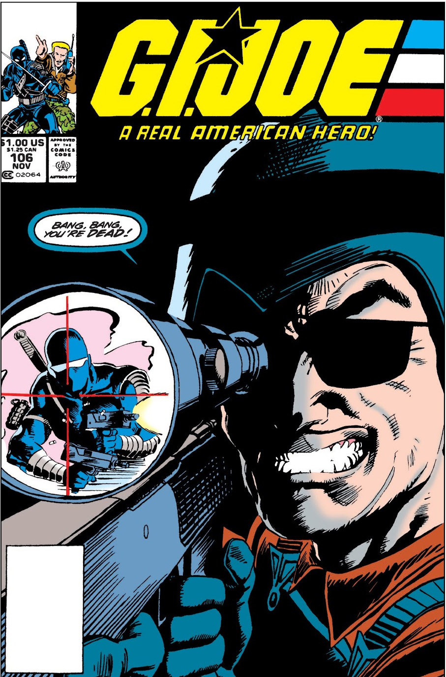 G.I. Joe: A Real American Hero Vol 1 106