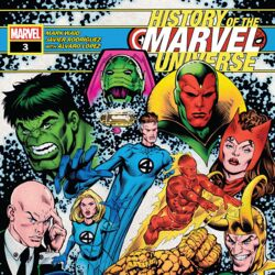 History of the Marvel Universe Vol 2 3