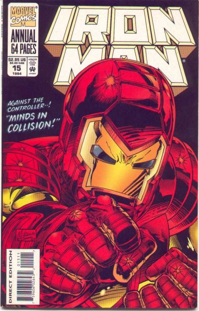 Iron Man Annual Vol 1 15