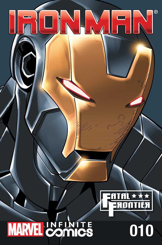 Iron Man: Fatal Frontier Infinite Comic Vol 1 10