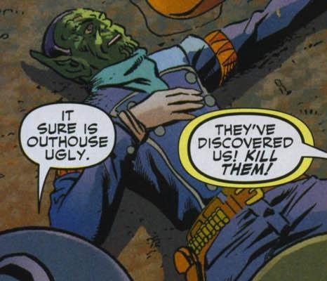 Kl'rot (Earth-616)
