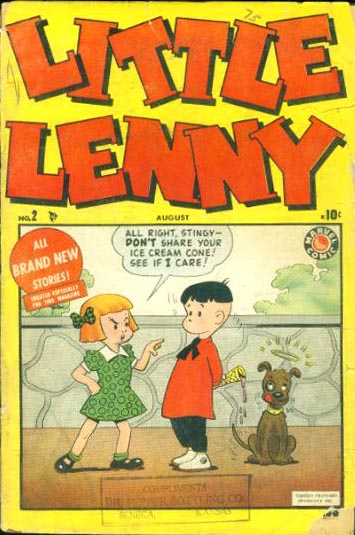 Little Lenny Vol 1 2