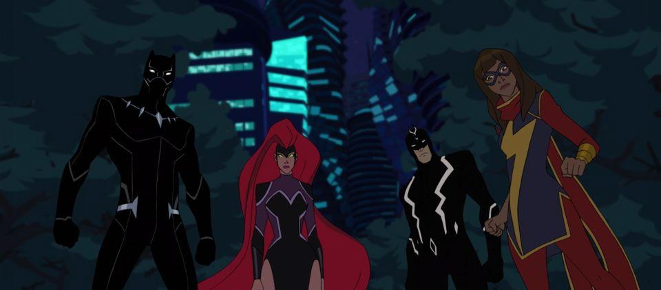Marvel's Avengers Assemble Season 5 6