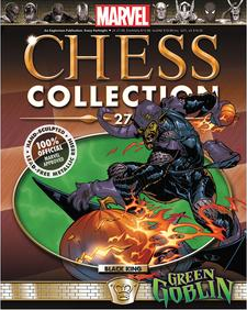 Marvel Chess Collection Vol 1 27