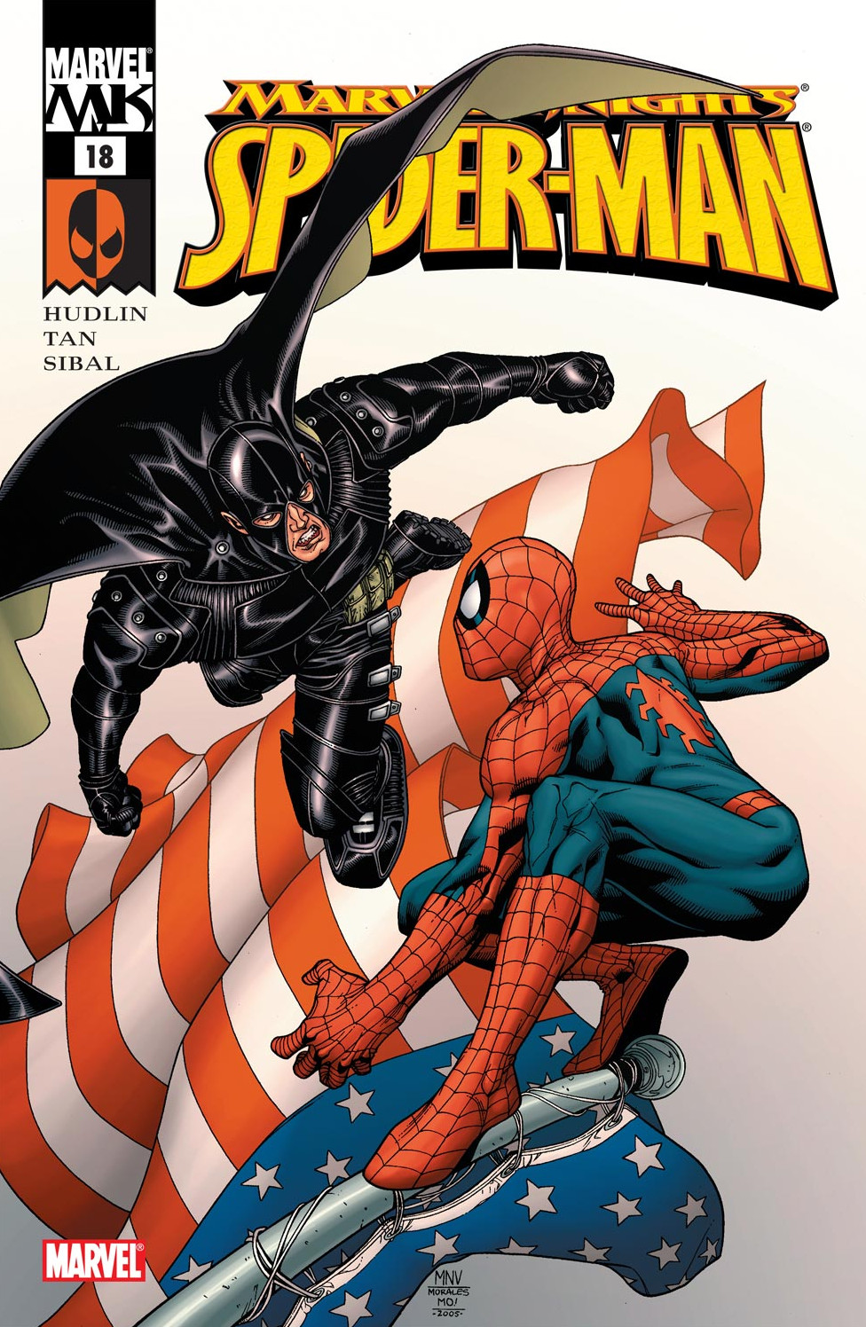 Marvel Knights: Spider-Man Vol 1 18