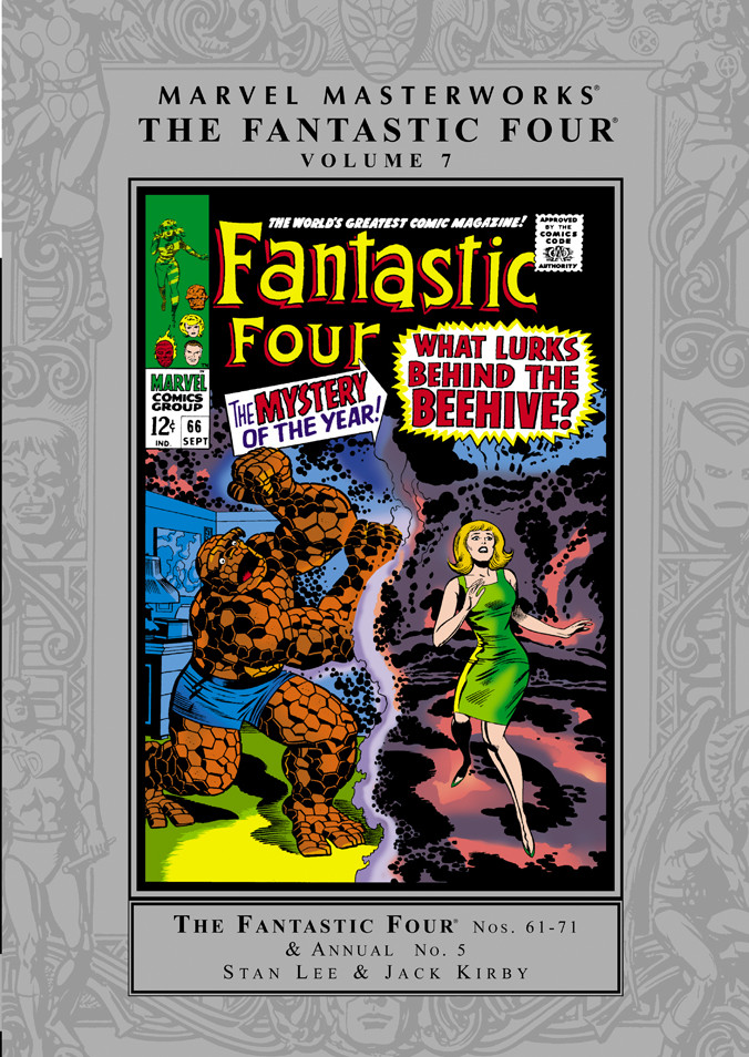 Marvel Masterworks: Fantastic Four Vol 1 7