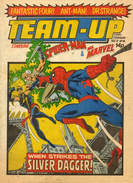 Marvel Team-Up (UK) Vol 1 16