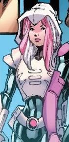 Melissa Morley (Warp World) (Earth-616)