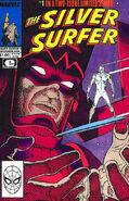 Silver Surfer Vol 4 1