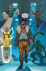 Sinister Six (Earth-22191)