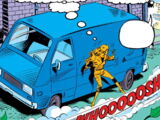 Sinister Syndicate's Van