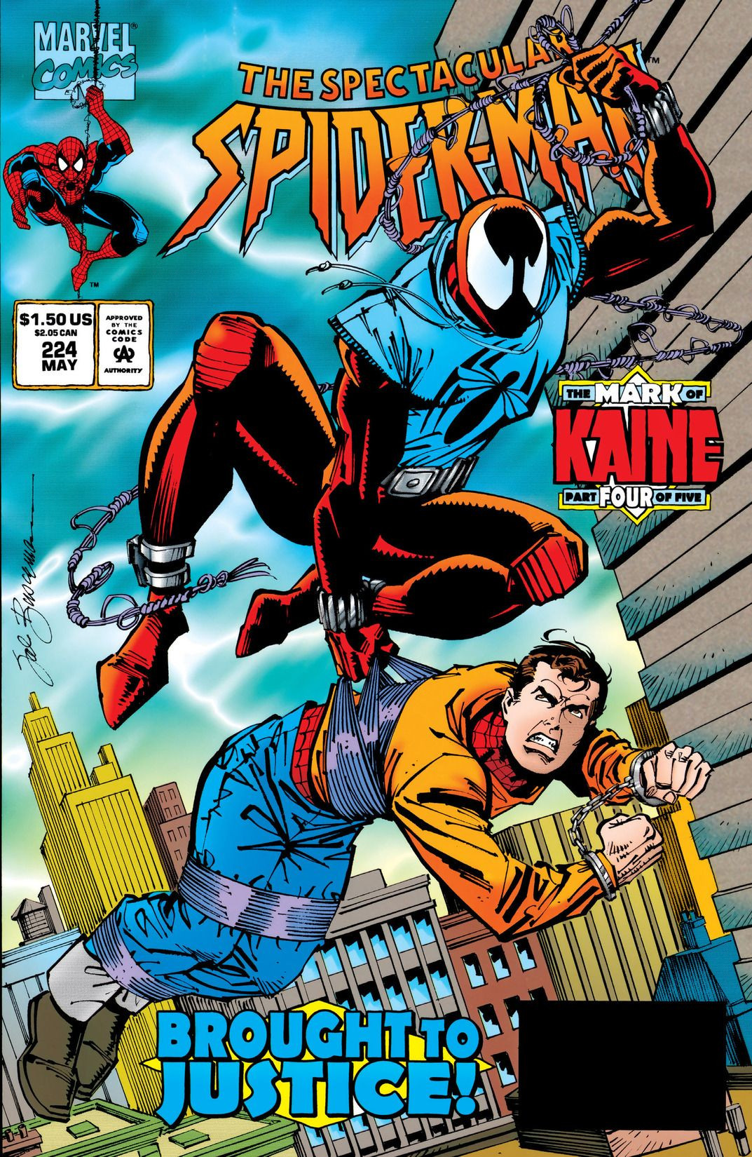 Spectacular Spider-Man Vol 1 224