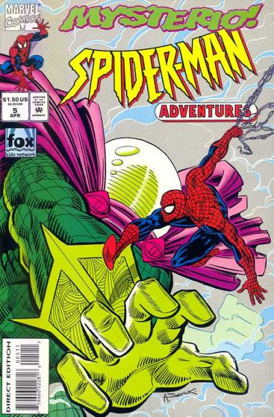 Spider-Man Adventures Vol 1 5