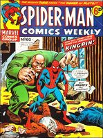 Spider-Man Comics Weekly Vol 1 60