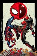 Spider-Man Deadpool Vol 1 1 Textless