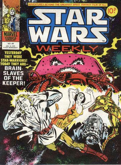 Star Wars Weekly (UK) Vol 1 49