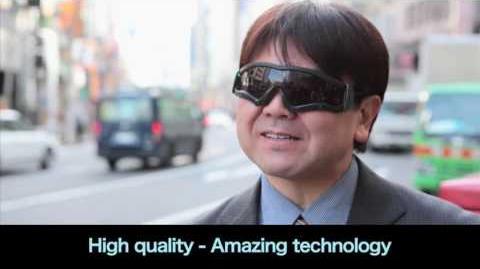 Stark-Fujikawa's HUD A Vision Into The Future (Iron Man 2 Viral)