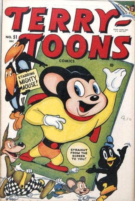 Terry-Toons Comics Vol 1 51