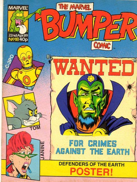 The Marvel Bumper Comic Vol 1