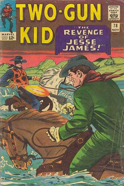 Two-Gun Kid Vol 1 78