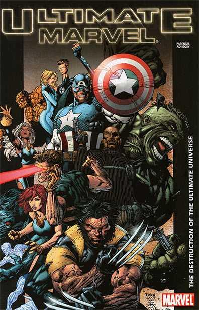 Ultimate Marvel Sampler Vol 1
