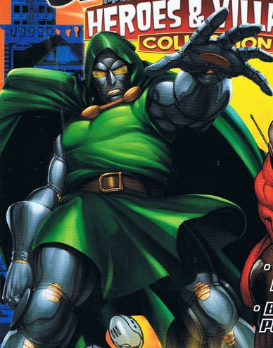 Victor von Doom (Earth-10995)