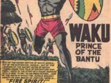 Bantu Tribe (Earth-616)