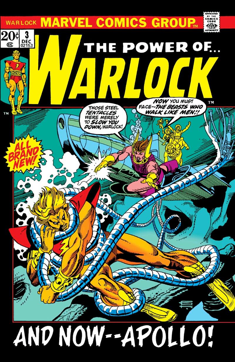 Warlock Vol 1 3