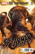 100th Anniversary Special - Spider-Man Vol 1 1 Lozano Variant