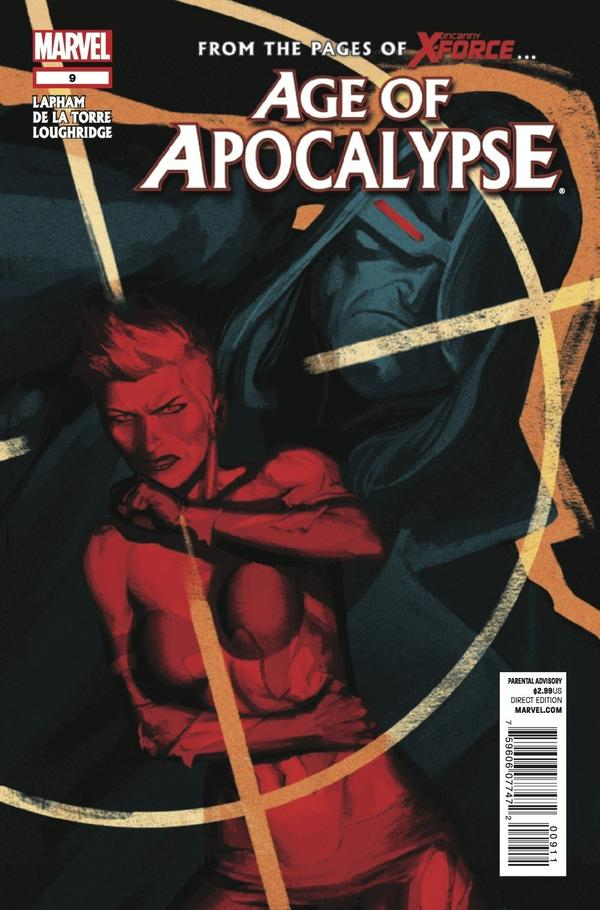Age of Apocalypse Vol 1 9