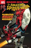 Amazing Spider-Man Vol 1 551