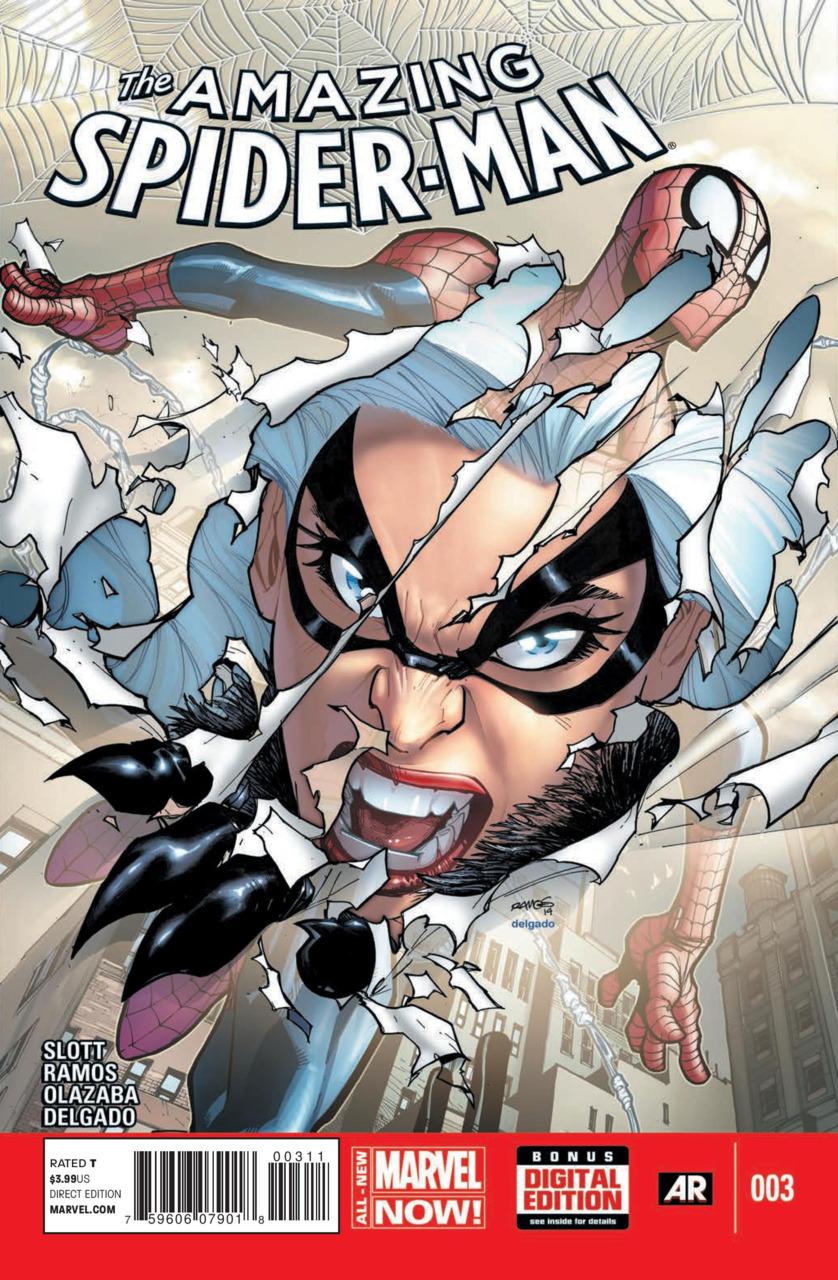Amazing Spider-Man Vol 3 3