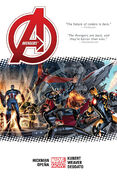 Avengers by Jonathan Hickman Vol 1 1