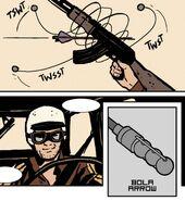 Bola Arrow from Hawkeye Vol 4 3 001