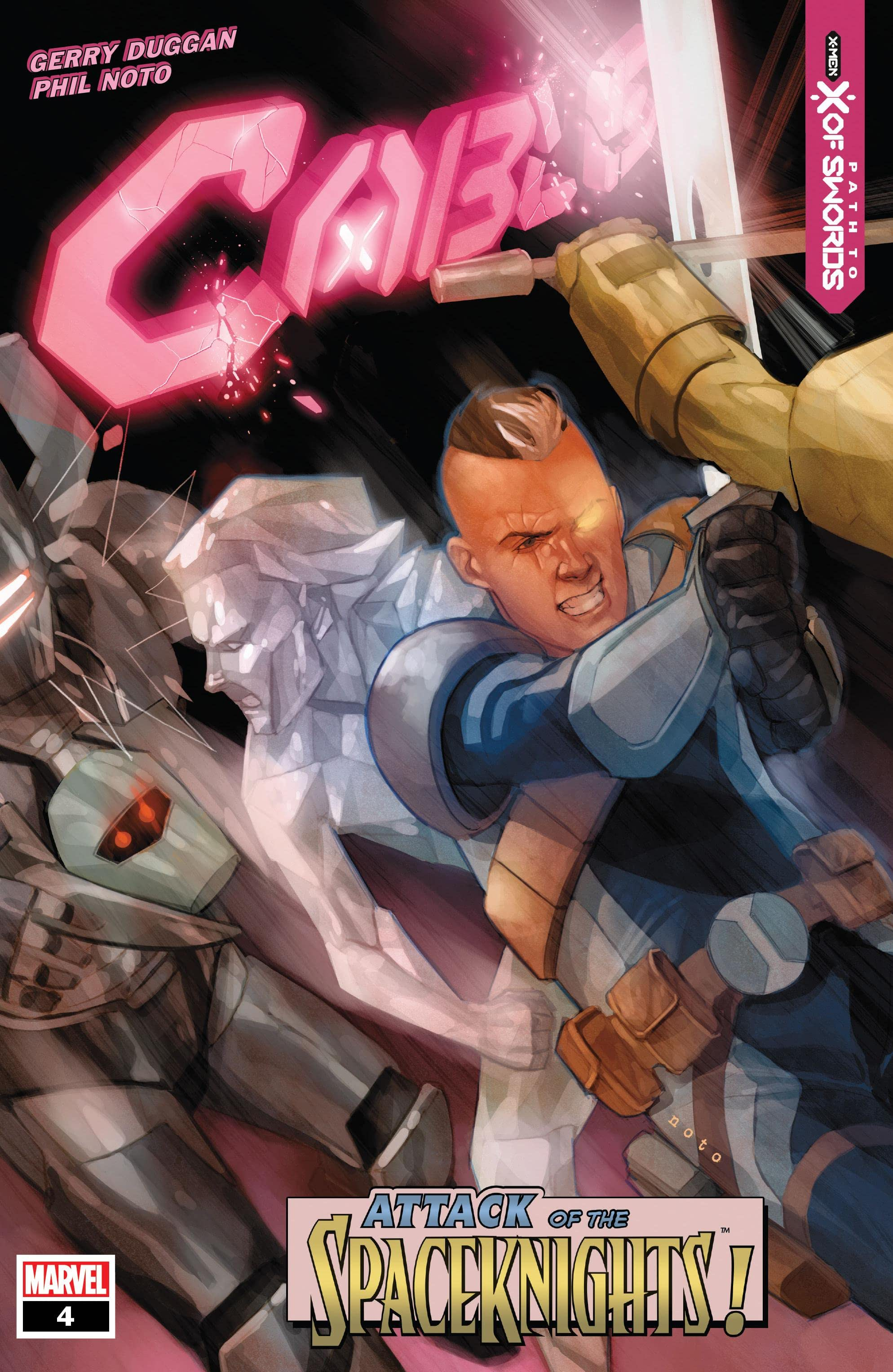 Cable Vol 4 4