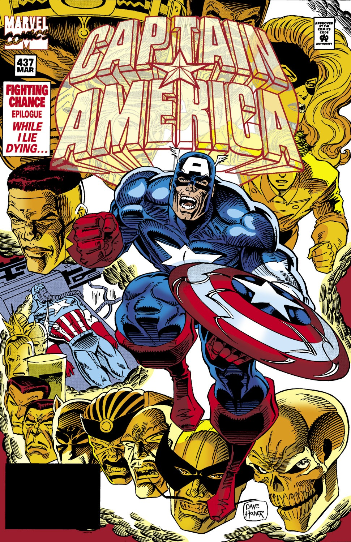 Captain America Vol 1 437