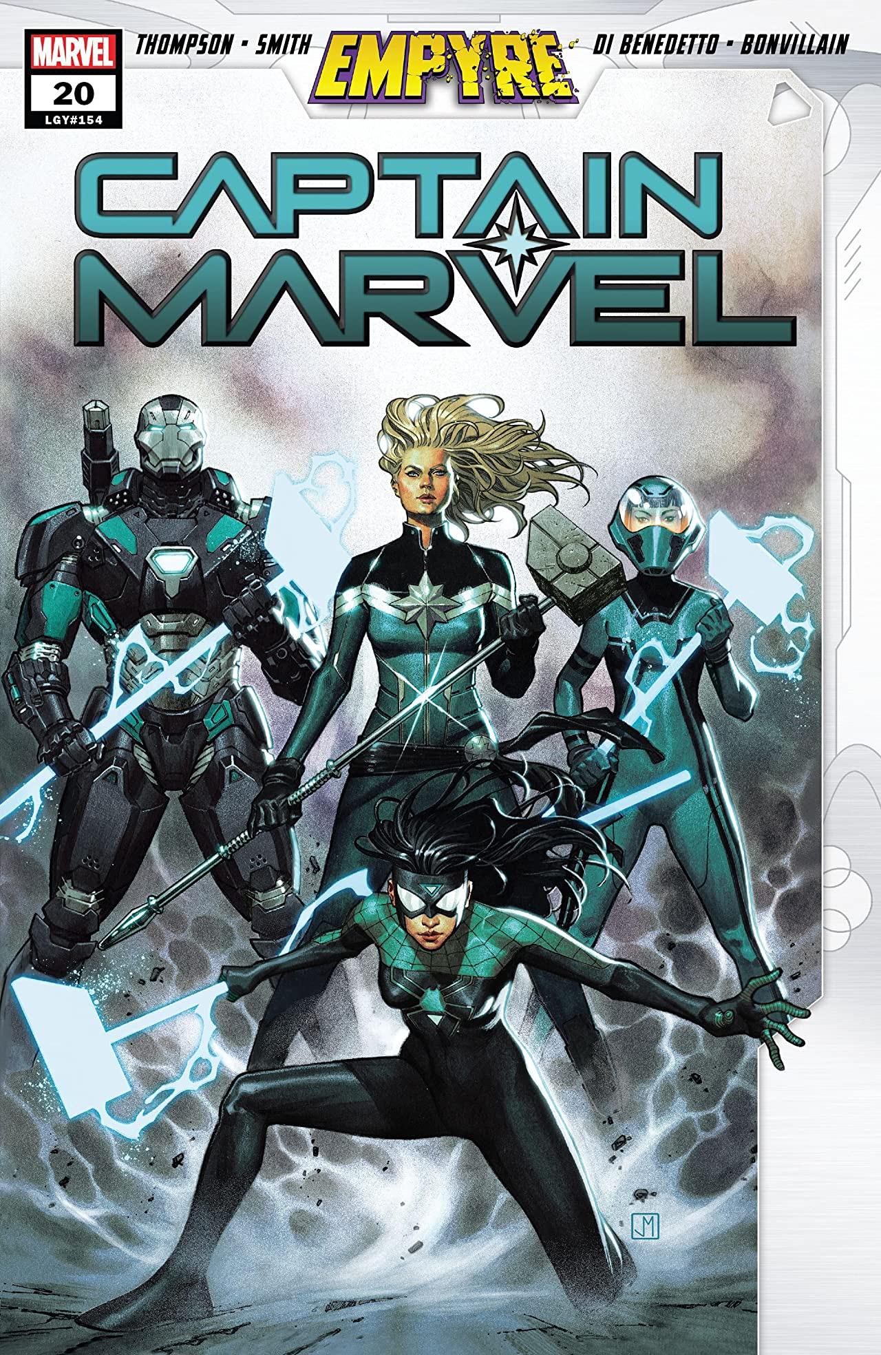 Captain Marvel Vol 10 20