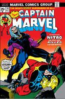 Captain Marvel Vol 1 34