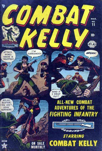 Combat Kelly Vol 1 11