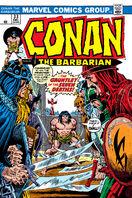 Conan the Barbarian Vol 1 33