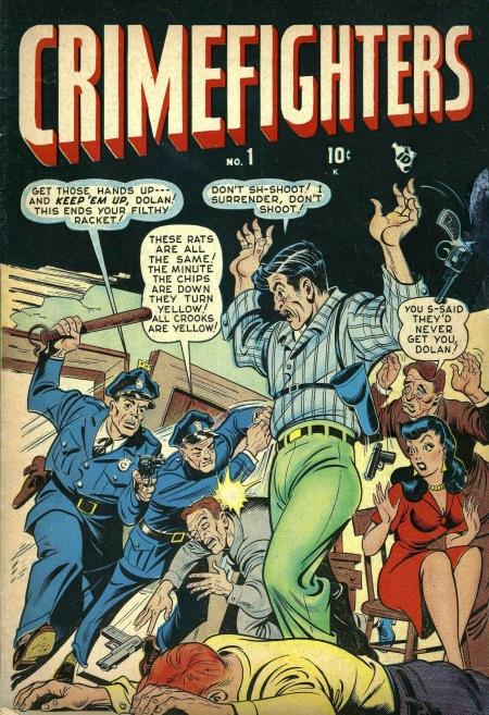 Crimefighters Vol 1