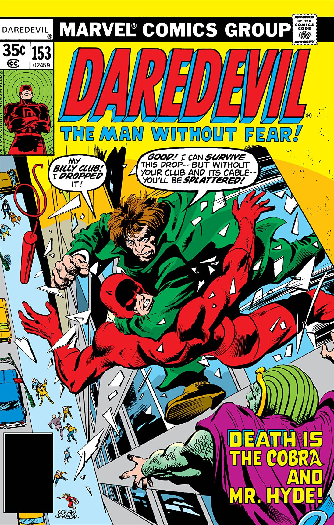 Daredevil Vol 1 153