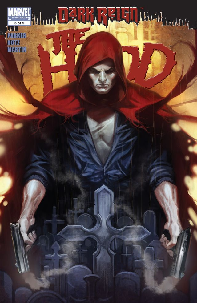 Dark Reign: The Hood Vol 1 5