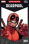 Deadpool Invisible Touch Infinity Comic Vol 1 2
